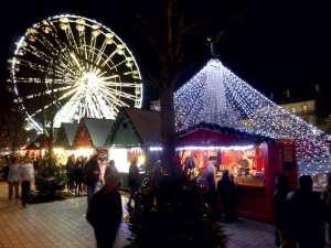 Dijon replace Noël au centre du village, et c'est une bonne idée