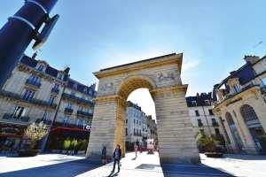 Porte Guillaume : l'histoire d'un arc de triomphe dijonnais