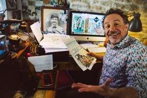 Bande dessinée: Fred Bernard et ses bulles bourguignonnes