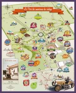 Vintage Bel Air : le plan du grand projet de La Rochepot en détails