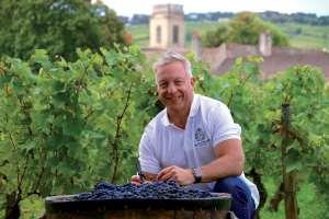 Michael Baum, propriétaire du château de Pommard : «En Bourgogne, j'ai appris la patience»