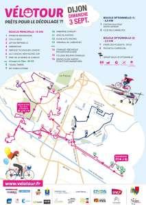 Vélotour : l'insolite parcours du 3 septembre en détails