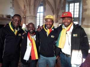 Héroïques sommeliers du Zimbabwé