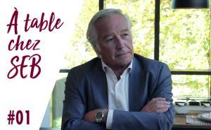 Gastronomie, pêche, football : François Rebsamen passe à table chez SEB (vidéo)
