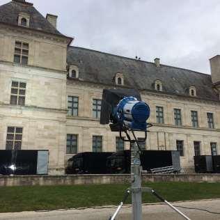 Chateau d'Ancy le Franc Torunage 12 mars 2018