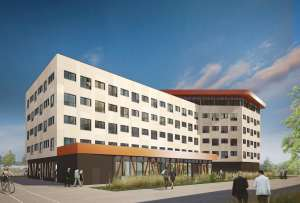 Novacenter, l'immeuble dijonnais multiconnecté