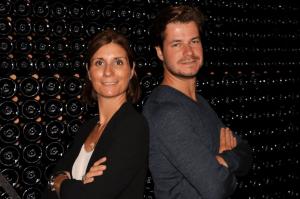 Bar à vins, le concept grand crudu domaine AF Gros à Pommard