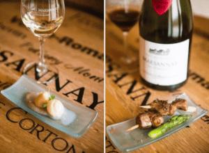 Œnotourisme : Marsannay à déguster sur un plateau