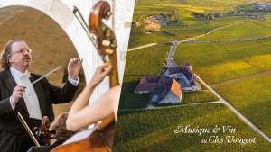 Au château du Clos de Vougeot, musique et vin pour l'éternité
