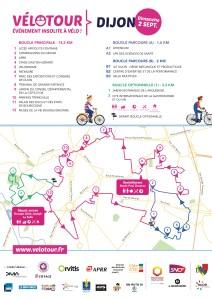 Dijon Vélotour 2018, c'est reparti pour un tour !