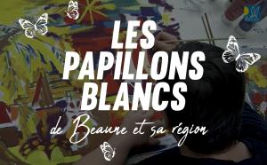 Papillons Blancs de Beaune : votez pour vos 5 œuvres préférées !