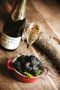 Truffe et crémant : sacrément gourmand !
