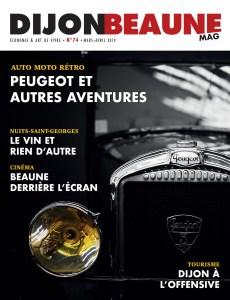 Dijon-Beaune Mag 74, un numéro culte
