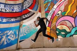 Le gratin international au festival Street Art on the Roc