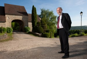 Bernard Hudelot, le vigneron-viking de Villars-Fontaine, n'est plus