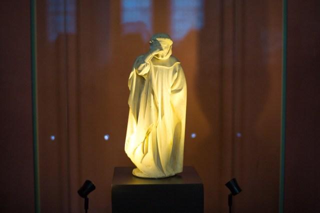 17e pleurant au Musée des Beaux-Arts de Dijon