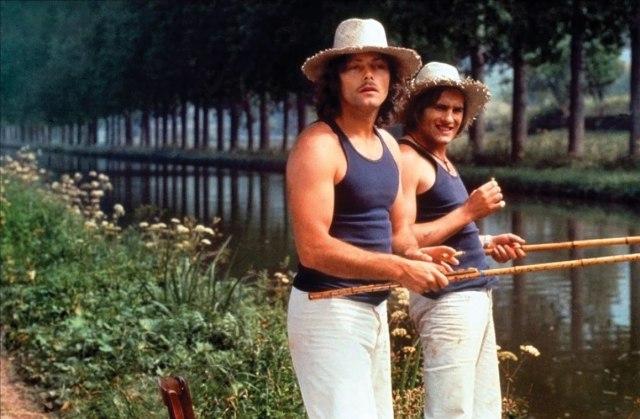 Patrick Dewaere et Gérard Depardieu dans Les valseuses de Bertrand Blier