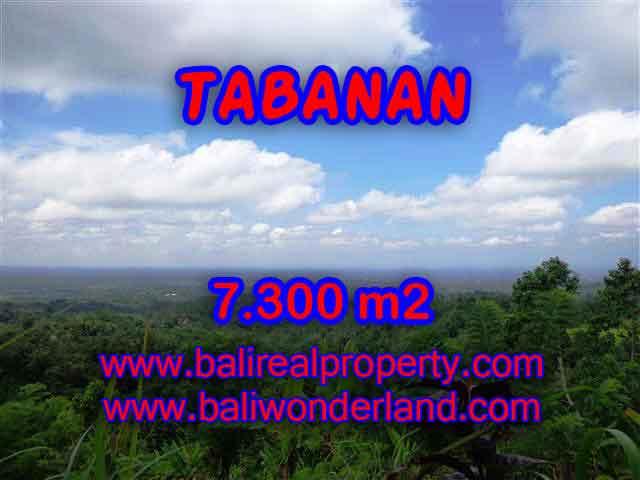 DI JUAL TANAH DI TABANAN BALI TJTB123 - PELUANG INVESTASI PROPERTY DI BALI