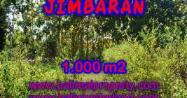 TANAH MURAH di JIMBARAN BALI TJJI071