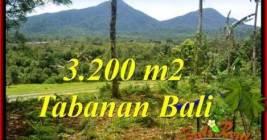 TANAH MURAH di TABANAN 32 Are View gunung dan sawah