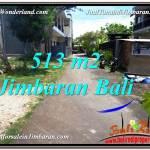 DIJUAL MURAH TANAH di JIMBARAN BALI TJJI105
