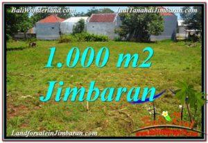 INVESTASI PROPERTI, TANAH DIJUAL di JIMBARAN TJJI108