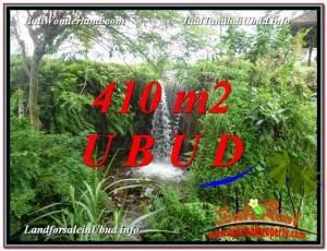 TANAH JUAL MURAH UBUD 4 Are View Sawah dan Sungai