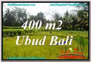 JUAL TANAH MURAH di UBUD Untuk INVESTASI TJUB627