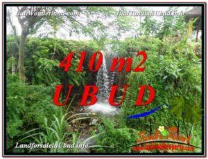TANAH DIJUAL MURAH di UBUD 410 m2 di Ubud Tegalalang