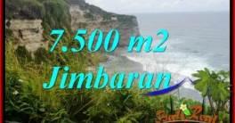 TANAH DIJUAL di JIMBARAN BALI 75 Are di Jimbaran Uluwatu