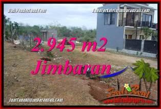 TANAH MURAH di JIMBARAN BALI JUAL 29.45 Are LINGKUNGAN VILLA