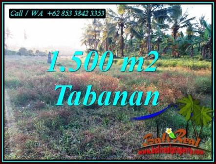 INVESTASI PROPERTY, JUAL TANAH DI TABANAN BALI TJTB497