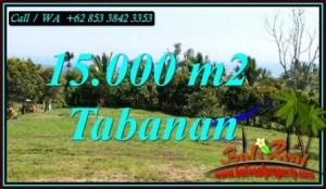 JUAL TANAH DI TABANAN BALI Untuk INVESTASI TJTB472