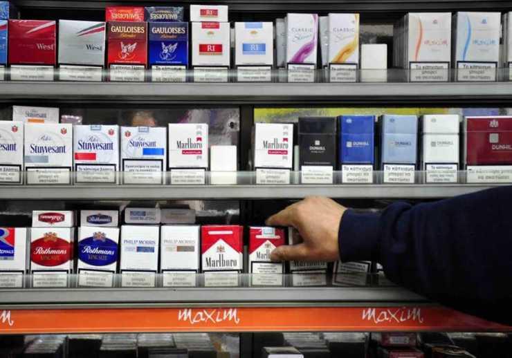 Νέο κύμα αύξησης στην τιμή των τσιγάρων από τον Φεβρουάριο 2017