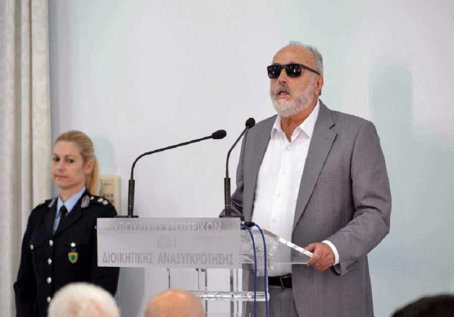 Ίδρυση σχολής εμπορικού ναυτικού στην Κάλυμνο ανακοίνωσε ο Κουρουμπλής