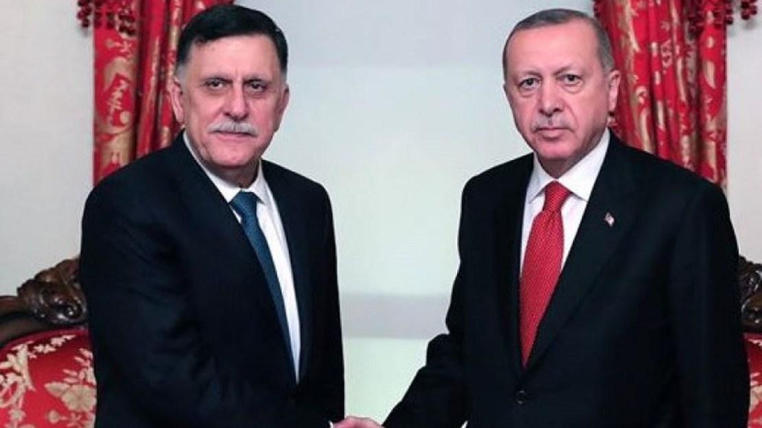 Στην Τουρκία την Πέμπτη ο πρωθυπουργός της Λιβύης Φαγιεζ Αλ Σαρατζ