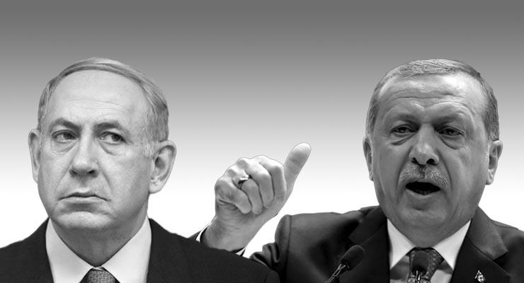 netanyahu - erdogan