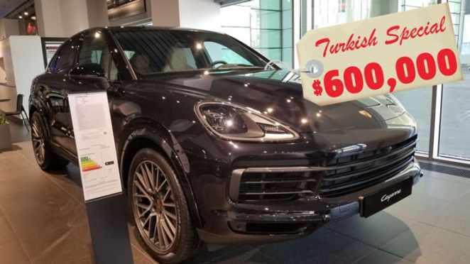 ABD'li medya şirketi sordu: 150 bin dolarlık Porsche Türkiye'de neden 600 bin dolar? 13