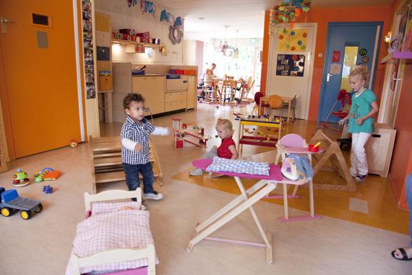 dagopvang baby-dreumesgroep Jagershoef/Prinsejagt Eindhoven