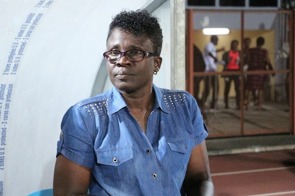 Mercy Tagoe names squad for Gabon