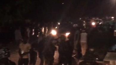 chaos falls at Ablekuma constituency