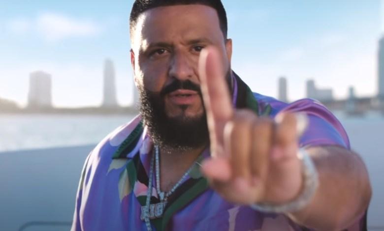 DJ Khaled - BODY IN MOTION