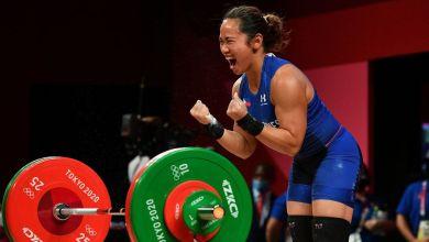 Weightlifter Hilidyn