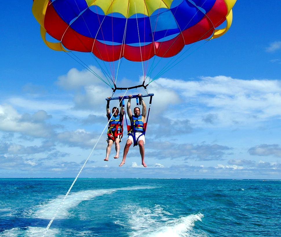 Image result for nusa lembongan parasailing