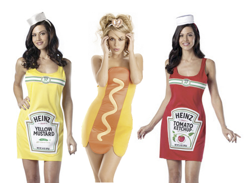 Image result for sexy condiments