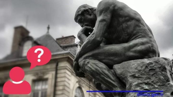 Felsefe Nasıl Sorular Sorar?
