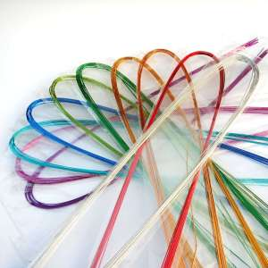 stocking net wire in every color