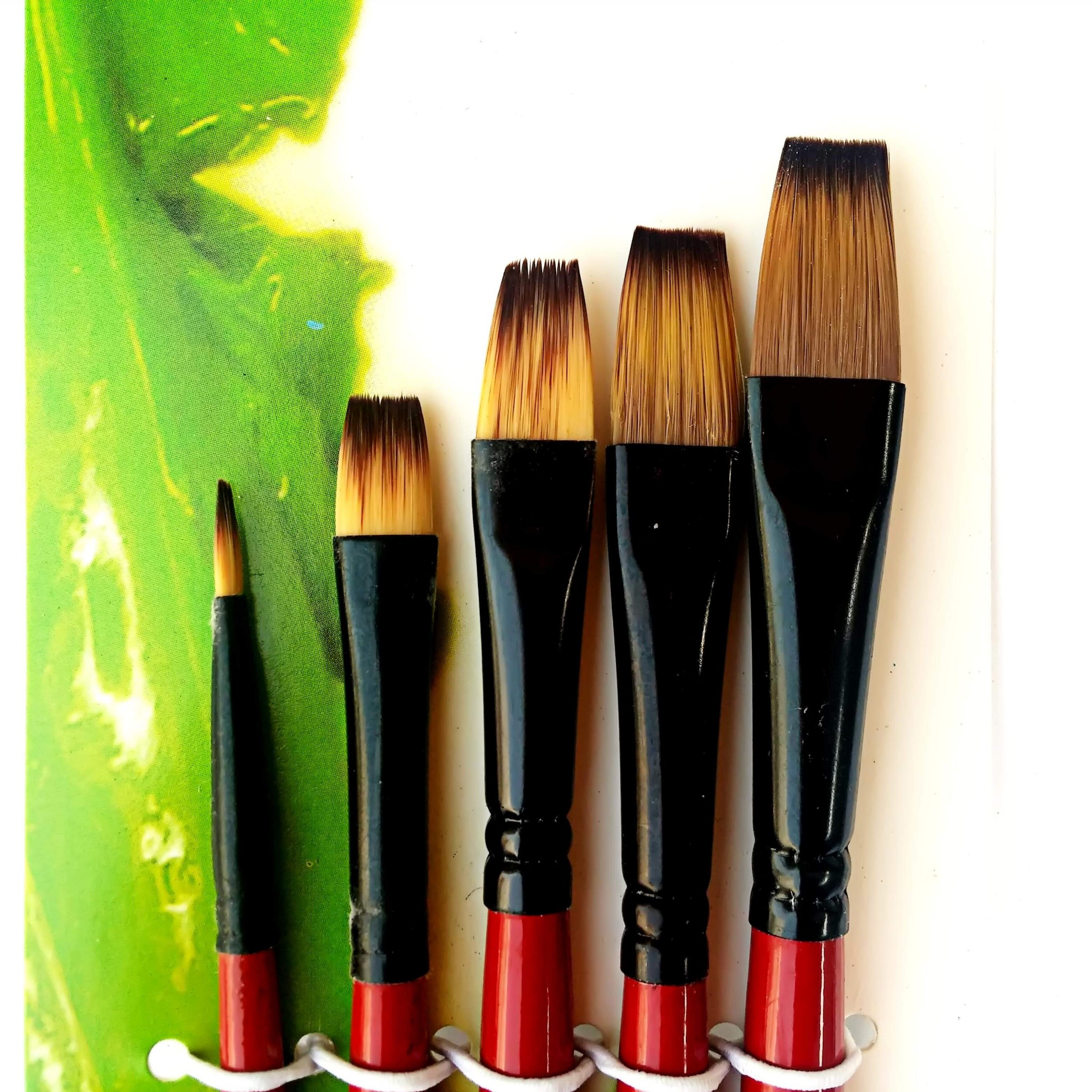 Flat Royal-Art Paint Brush Set