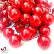Artificial Cherries for Decoration