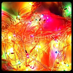 Fairy Lights Decoration LED Still - Christmas Lights - 25 Feet Long - Multi